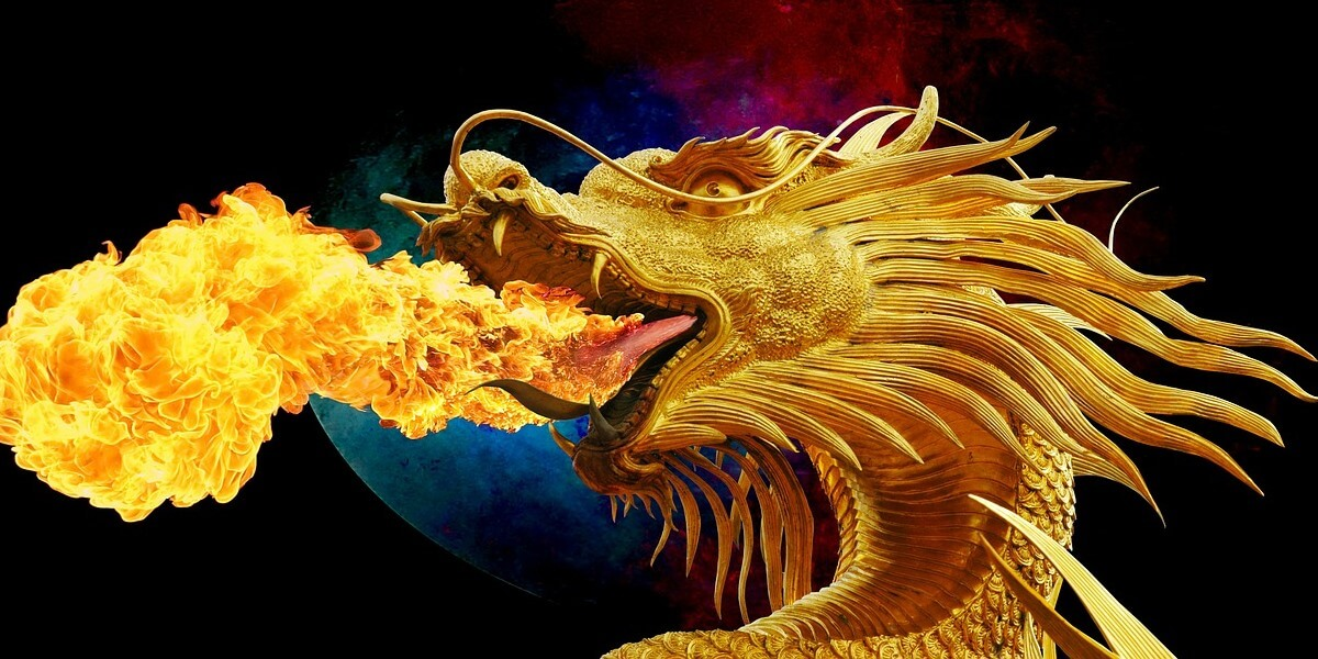 Be like a dragon and fire up your job search after redundancy