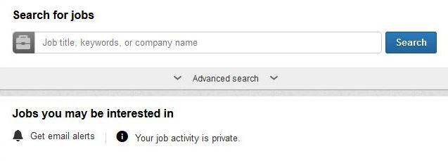 use linkedin to search for job openings - Linkedin Jobs Search Finding Jobs Using Linkedin