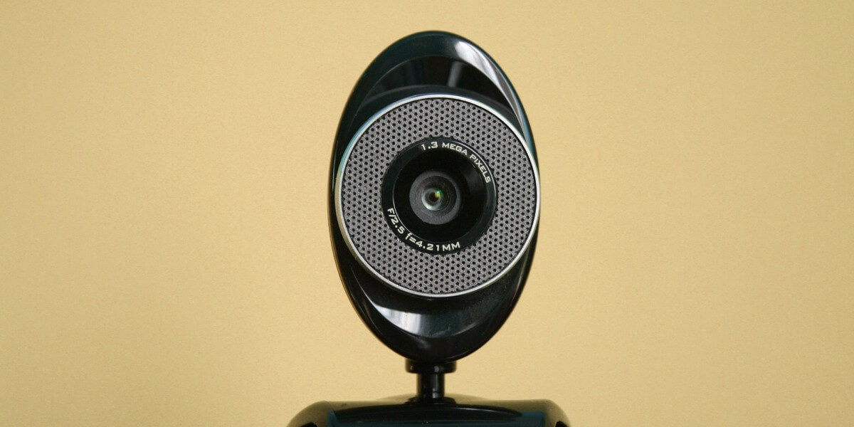 Video camera for job interview