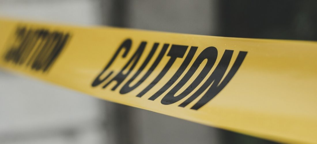 Caution sign to limit risk when making redundancies