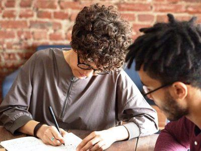 Resume writer with job seeker